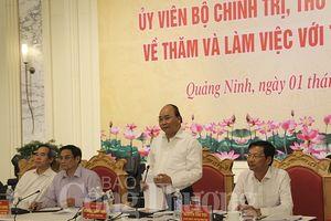 'Quảng Ninh chuyển đổi phát triển từ 'nâu' sang 'xanh' chính là hành trình chuyển đổi phát triển của Việt Nam'
