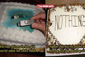 22 chiếc bánh sinh nhật đi chệch ý định ban đầu khiến bạn cười ra nước mắt