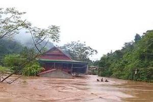 Nghệ An: Ngập lụt nghiêm trọng tại 10 bản làng