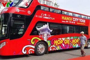 Hà Nội: Từ 1/9, xe bus 2 tầng sẽ mở tour buổi tối