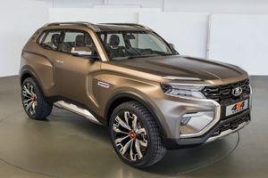 Huyền thoại xe Nga Lada 4x4 'lột xác' đẹp long lanh