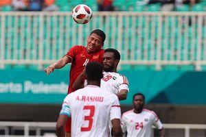 Olympic Việt Nam thua Olympic UAE trong loạt đá luân lưu với tỷ số 4 - 3, lỡ hẹn giành huy chương đồng Asiad 18