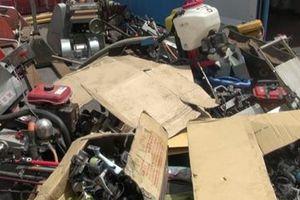 Dùng thủ đoạn gian dối để nhập lậu hàng trăm container 'rác'