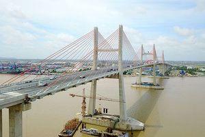 Cận cảnh cao tốc Hạ Long – Hải Phòng và cầu Bạch Đằng ngày thông xe
