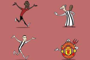 Biếm họa 24h: Kẻ khóc người cười ở vòng bảng Champions League