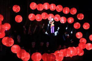 Nhà hát múa rối Thăng Long ra mắt vở mới đón Trung thu 2018