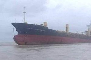 Bí ẩn 'tàu ma' trôi nổi ngoài bờ biển Myanmar