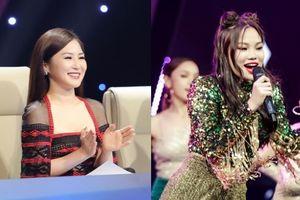 Không chỉ khen ngợi, Hương Tràm còn bảo vệ thí sinh hát hit Chi Pu