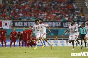 HLV UAE: Olympic Việt Nam ngang tầm Hàn Quốc, Nhật Bản