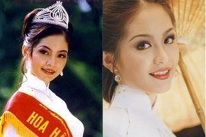 Hoa hậu Thiên Nga tiết lộ lý do chung thủy với màu trắng