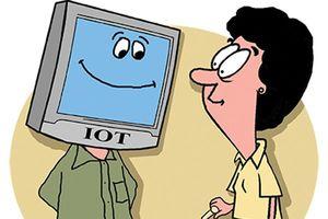 Internet vạn vật sẽ thay đổi ngành bán lẻ