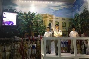 Sài Gòn ngày Quốc khánh đầu tiên