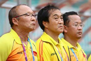 HLV Park Hang-seo dự cảm trước kết quả với Olympic UAE?