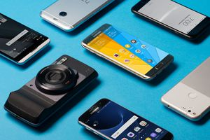 Loạt smartphone cấu hình tốt giá tầm trung