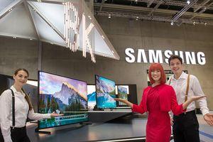 Samsung, LG hâm nóng cuộc đua TV 8K