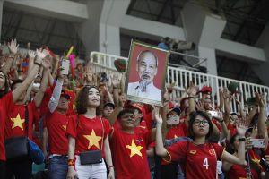 Cảm hứng U23 Việt Nam trở lại
