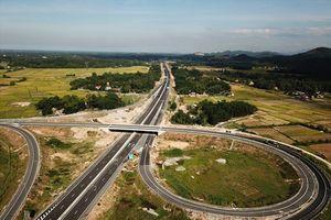 Chính thức thông xe cao tốc Đà Nẵng - Quảng Ngãi