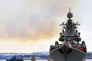 Thông điệp Nga tập trận khuấy đảo Địa Trung Hải