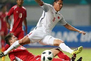 Tiền đạo Anh Đức: 'Toàn đội sẽ hướng tới AFF Cup'