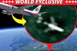 Sốc: Phát hiện vị trí chính xác của MH370 trong rừng Campuchia