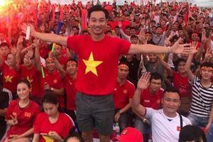 MC Thành Trung phẫn nộ vì cổ động viên quá khích khi Olympic VN thua