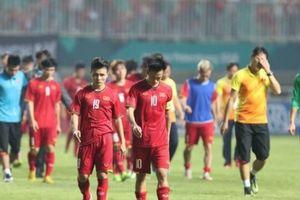 Báo ngoại chỉ ra lý do Olympic Việt Nam 'gục ngã' trước UAE