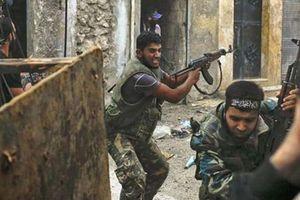 IS vùng vẫy phá vòng vây của quân đội Syria ở sa mạc Sweida