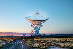 Công bố kính viễn vọng theo dõi năng lượng tối vũ trụ