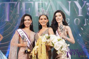 Nhan sắc gợi cảm của tân Hoa hậu Chuyển giới Thái Lan 2018