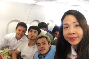 Lời cảm ơn từ những người hùng Olympic Việt Nam