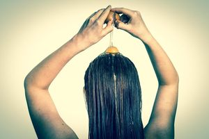1 quả trứng/ngày giúp giảm rụng tóc