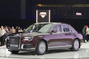Chi tiết mẫu xe siêu sang Nga khiến Rolls-Royce Phantom phải dè chừng