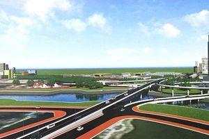 Hải Phòng: Khởi công Dự án nút giao Nam Cầu Bính 1.483 tỷ đồng