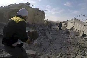 Thực hư Anh giúp Mũ bảo hiểm Trắng tuồn vũ khí hóa học vào Idlib tại Syria?