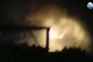 Syria: Xuất hiện nhiều tiếng nổ lớn tại sân bay quân sự ở Damascus