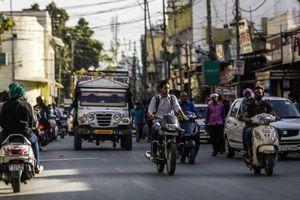 Bất chấp căng thẳng thương mại toàn cầu, kinh tế Ấn Độ tăng trưởng hơn 8%