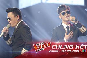 Chung kết The Voice 2018: Lam Trường tái hiện ca khúc đình đám một thời cùng học trò cưng