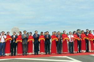 Ngày 2/9 thông xe toàn tuyến cao tốc Đà Nẵng - Quảng Ngãi