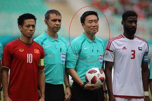 `Quan tòa sân cỏ` Kim Dae Young bị `tố` xử ép U23 Việt Nam