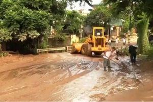 Nhiều tỉnh thành khắc phục hậu quả sau mưa lũ