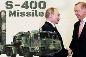 Thổ Nhĩ Kỳ không cần xin phép ai khi mua 'rồng lửa' S-400 của Nga