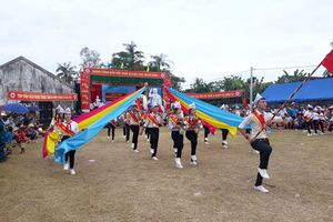 Diễn Châu-Nghệ An: Nhiều hoạt sôi nổi chào mừng Quốc khánh 2/9