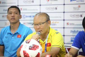 Thể thao 24h: Thầy Park tuyên bố ASIAD không liên quan tới AFF Cup