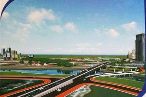 Khởi công Nút giao thông Nam Cầu Bính với kinh phí gần 1.500 tỷ đồng