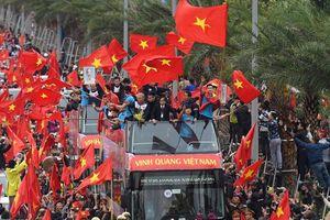 Dân Thủ đô nghỉ Ngày Quốc khánh và đón đội tuyển Olympic Việt Nam cần biết thông tin này