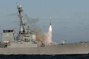 'Đòn hiểm' khiến nhóm tàu chiến Mỹ mang Tomahawk phải sớm rút khỏi Syria?