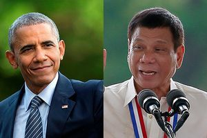Tổng thống Duterte xin lỗi vì từng gọi ông Obama là 'tên khốn'
