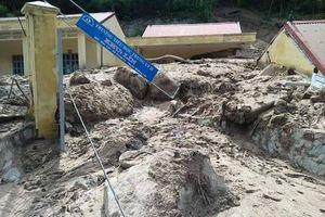 16 người chết và mất tích do mưa lũ ở Bắc Bộ và Bắc Trung Bộ