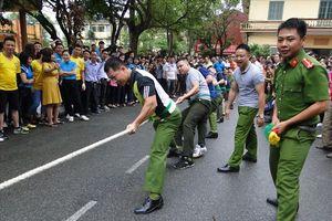 Thái Bình: 420 vận động viên tham gia giải cầu lông CNVCLĐ