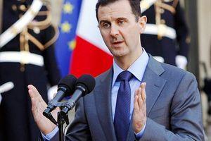 Pháp tuyên bố Tổng thống Assad giành thắng lợi ở Syria